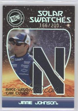 2009 Press Pass Eclipse [???] #SSJJ 7 - Jimmie Johnson /200