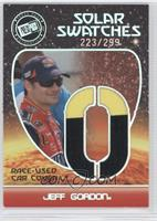 Jeff Gordon (O) /299