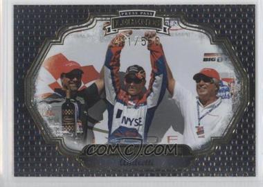 2009 Press Pass Legends - Family Portraits #FP9 - Andretti /550