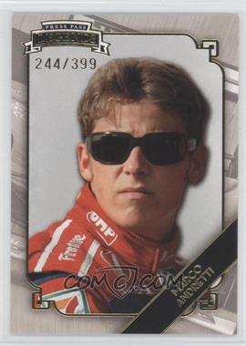 2009 Press Pass Legends [???] #39 - Marco Andretti /399