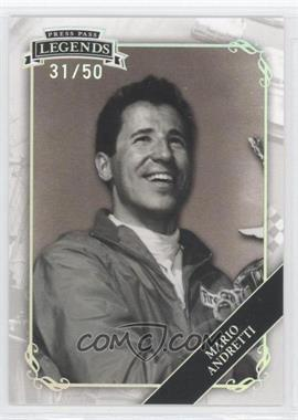 2009 Press Pass Legends [???] #4 - Mario Andretti /50