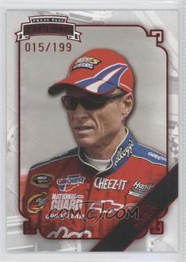 2009 Press Pass Legends [???] #53 - Mark Martin /199