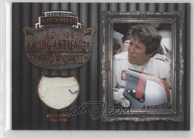 2009 Press Pass Legends [???] #AK-N/A - Mario Andretti /199