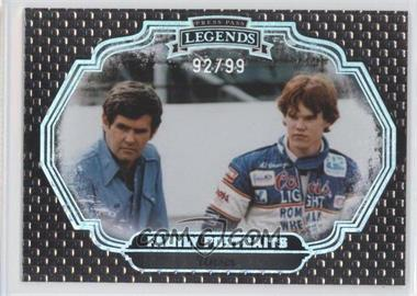 2009 Press Pass Legends [???] #FP24 - [Missing] /99