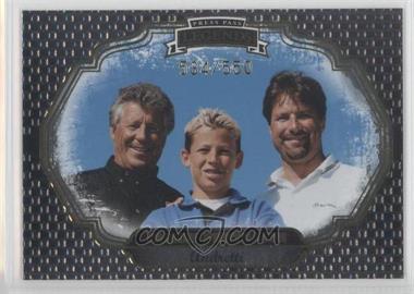 2009 Press Pass Legends [???] #FP8 - Mario Andretti, Michael Andretti, Marco Andretti /550