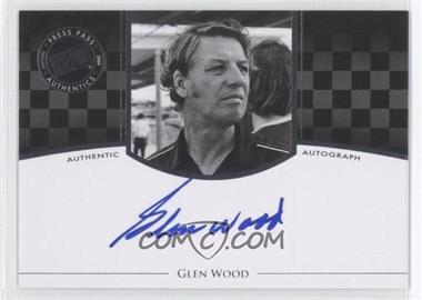 2009 Press Pass Legends [???] #GLWO - Glen Wood
