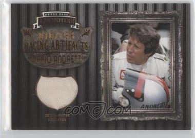 2009 Press Pass Legends [???] #MaA-F - Mario Andretti /199