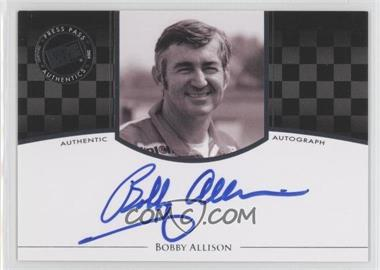 2009 Press Pass Legends [???] #N/A - Bobby Allison