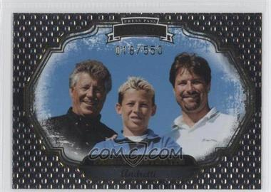 2009 Press Pass Legends Family Portraits #FP8 - Andretti /550
