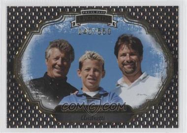 2009 Press Pass Legends Family Portraits #FP8 - Mario Andretti, Michael Andretti, Marco Andretti /550