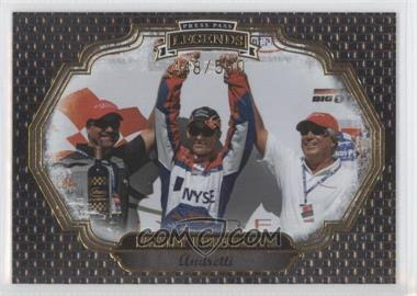 2009 Press Pass Legends Family Portraits #FP9 - Andretti /550