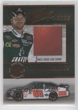 2009 Press Pass Pieces Materials #PP-DE - Dale Earnhardt Jr.