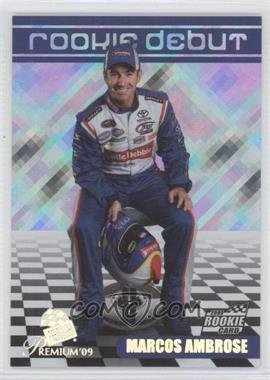 2009 Press Pass Premium [???] #89 - Marcos Ambrose