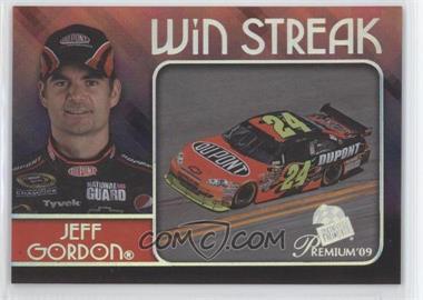 2009 Press Pass Premium [???] #WS3 - Jeff Gordon