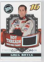 Greg Biffle (Black) /299