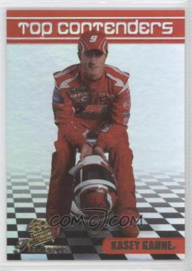 2009 Press Pass Premium Top Contenders Gold #TC 3 - Kasey Kahne