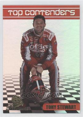 2009 Press Pass Premium Top Contenders Gold #TC 4 - Tony Stewart