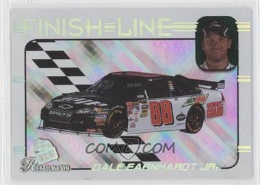 2009 Press Pass Premium #87 - Dale Earnhardt Jr.