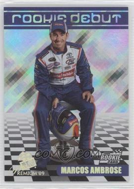 2009 Press Pass Premium #89 - Marcos Ambrose