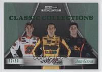 Kyle Busch, Denny Hamlin, Joey Logano /50