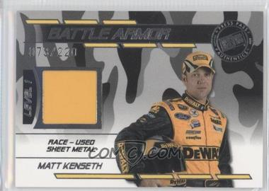 2009 Press Pass Stealth Battle Armor Level 1 #BA - MK - Matt Kenseth /220