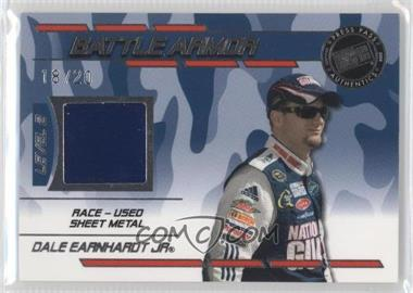 2009 Press Pass Stealth Battle Armor Level 2 #BA - DE2 - Dale Earnhardt Jr. /35