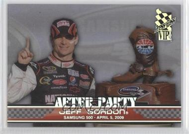 2009 Press Pass VIP [???] #AP7 - Jeff Gordon