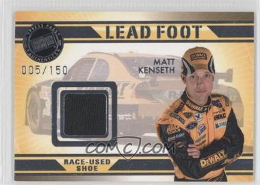 2009 Press Pass VIP [???] #LF-MK - Matt Kenseth /150