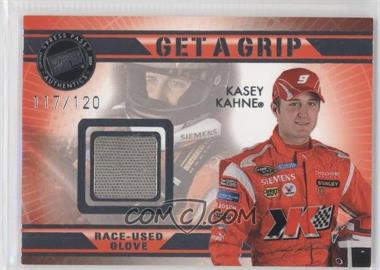 2009 Press Pass VIP Get a Grip Gloves #GG-KK - Kasey Kahne