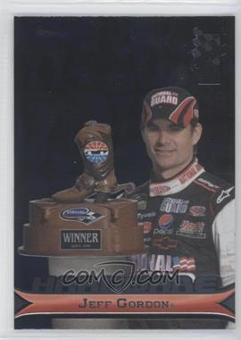 2009 Press Pass VIP Hardware #H 3 - Jeff Gordon