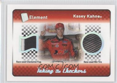 2009 Wheels Element Taking the Checkers #TC-KK - Kasey Kahne /45