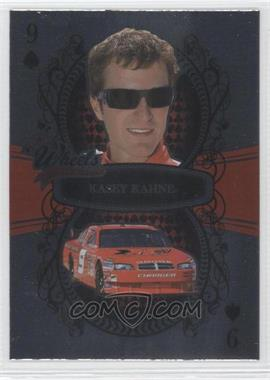 2009 Wheels Main Event Foil #6 - Kasey Kahne
