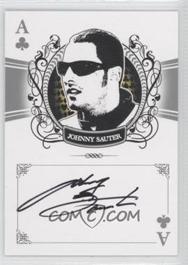 2009 Wheels Main Event Mark Autographs Clubs #N/A - Johnny Sauter