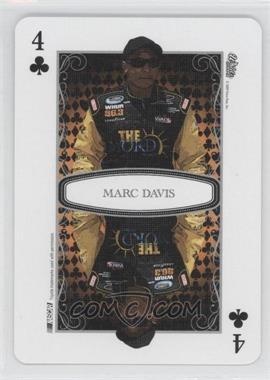 2009 Wheels Main Event Playing Cards Blue #4C - Marc Davis