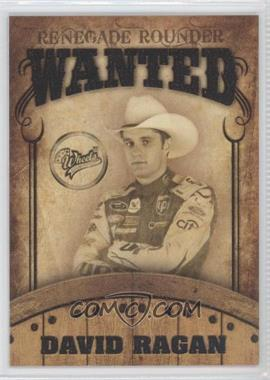 2009 Wheels Main Event Renegade Rounder Wanted #8 - Kasey Kahne