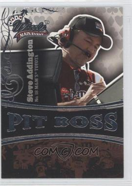 2009 Wheels Main Event #51 - Steve Addington