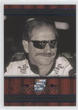 2010 Press Pass - Multi-Product Insert Class of 2010 - Blue #NHOF 71 - Dale Earnhardt