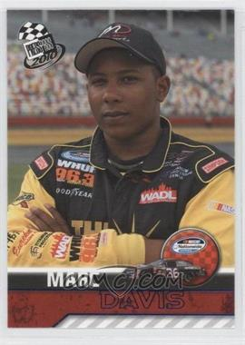 2010 Press Pass Blue #48 - Marc Davis