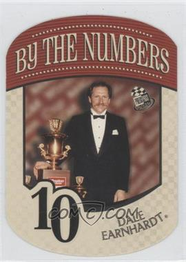 2010 Press Pass By the Numbers #BN 10 - Dale Earnhardt