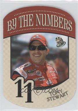 2010 Press Pass By the Numbers #BN 11 - Tony Stewart