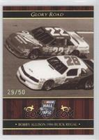 Glory Road - Bobby Allison /50
