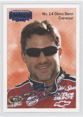 2010 Press Pass Eclipse Blue #26 - Tony Stewart