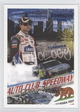 2010 Press Pass Eclipse Blue #53 - Jimmie Johnson