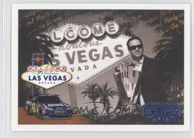 2010 Press Pass Eclipse Blue #65 - Jimmie Johnson