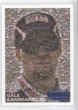 2010 Press Pass Eclipse Blue #77 - Dale Earnhardt Jr.