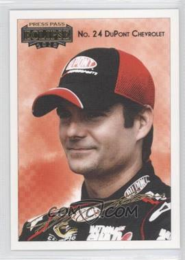 2010 Press Pass Eclipse Gold #11 - Jeff Gordon