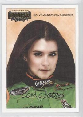 2010 Press Pass Eclipse Gold #27 - Danica Patrick