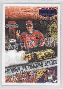 2010 Press Pass Eclipse Purple #58 - Mark Martin /25