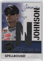 Jimmie Johnson /250