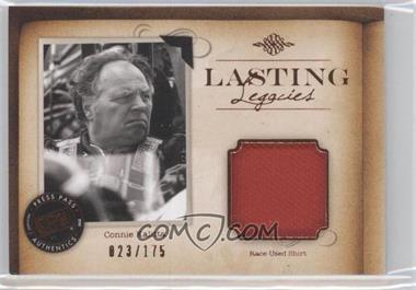 2010 Press Pass Legends - Lasting Legacies Memorabilia - Copper #LL-CK - Connie Kalitta /175